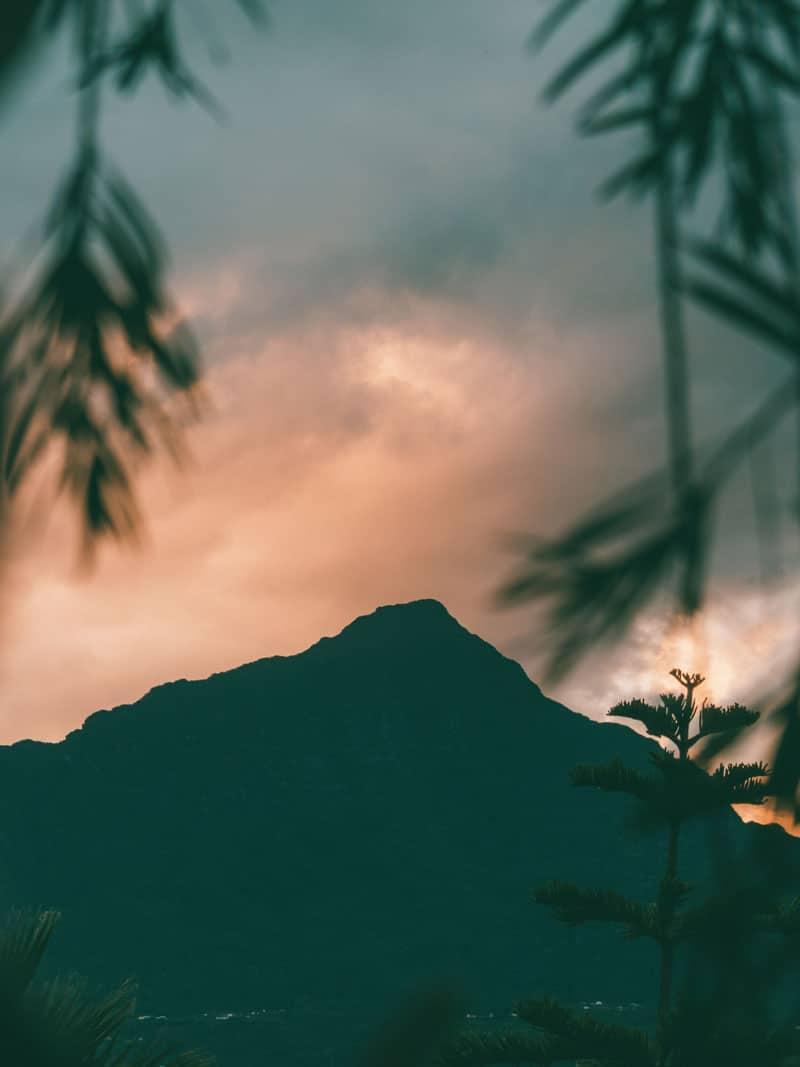 voyage Réunion nuit à Hell Bourg