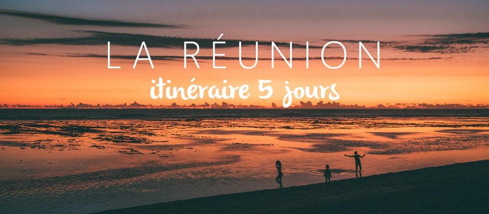 Que faire à La Réunion en 5 jours ? visiter l'île : plages et randonnées