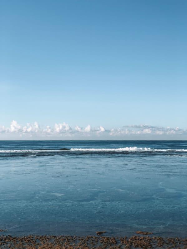 à voir plage publique Saint Pierre Réunion