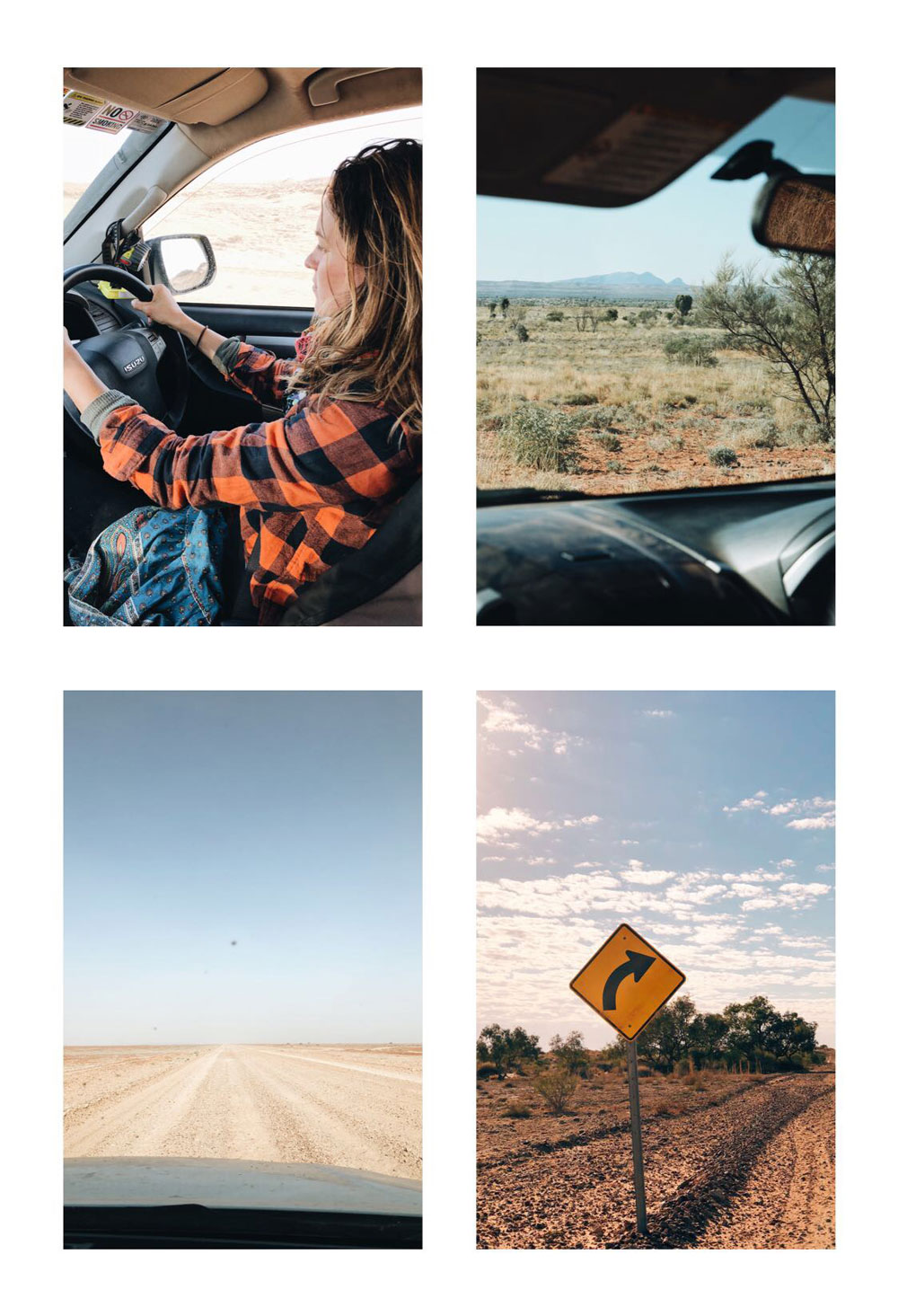comment préparer un road trip dans désert australien
