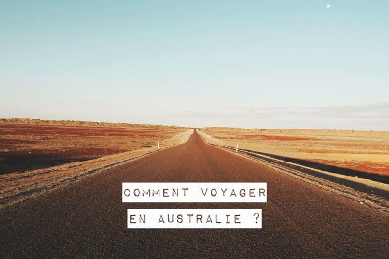 comment voyager en Australie