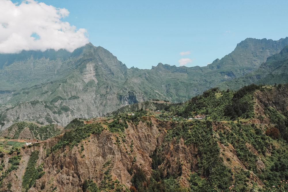excursion Cirque de Cilaos voyage Réunion
