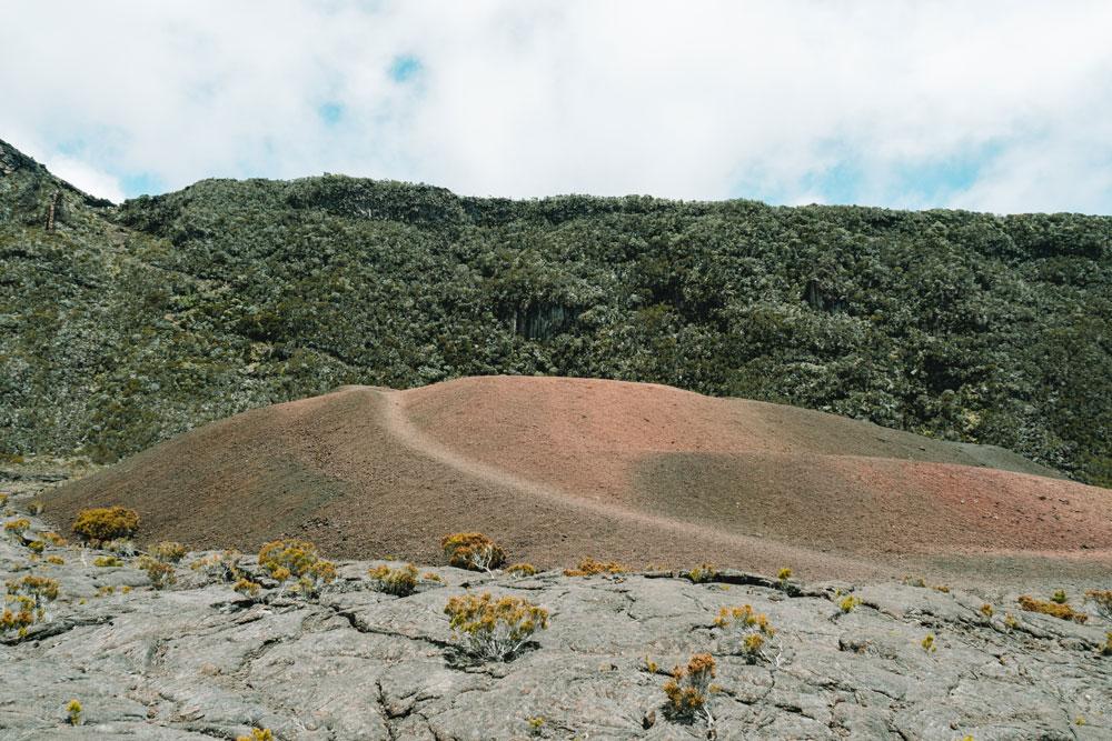 faire le volcan Piton de la Fournaise vers Saint Pierre Réunion