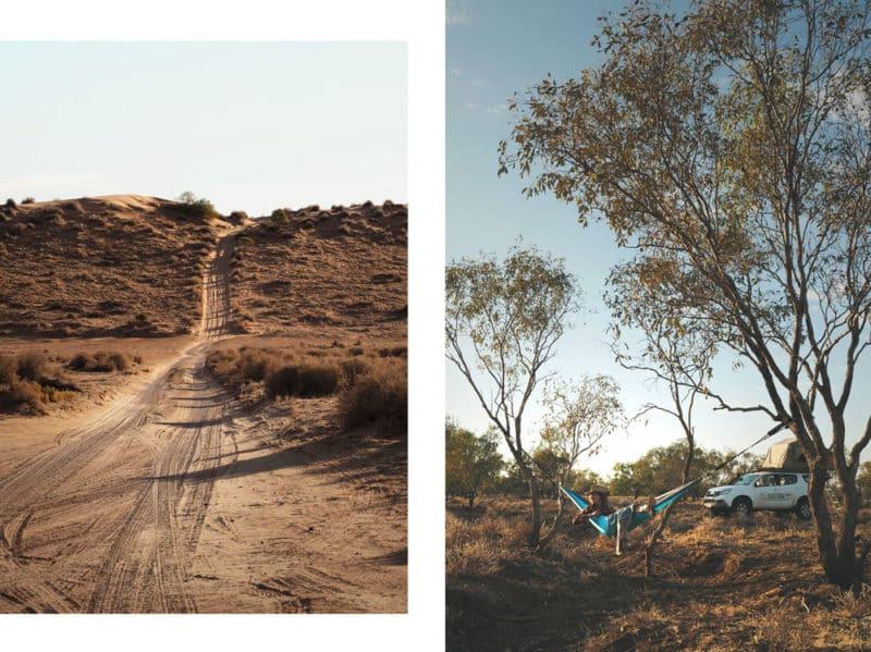 guide du bivouac en road trip