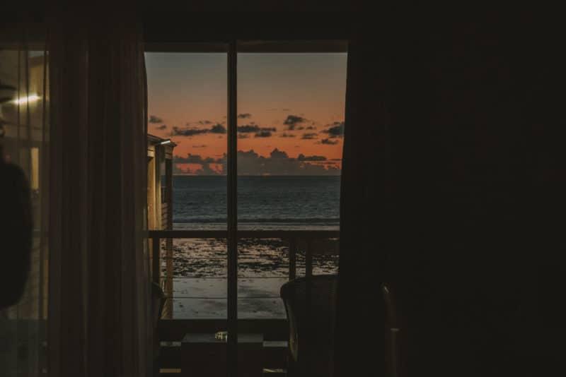 Hôtel plage de Saint Pierre Réunion