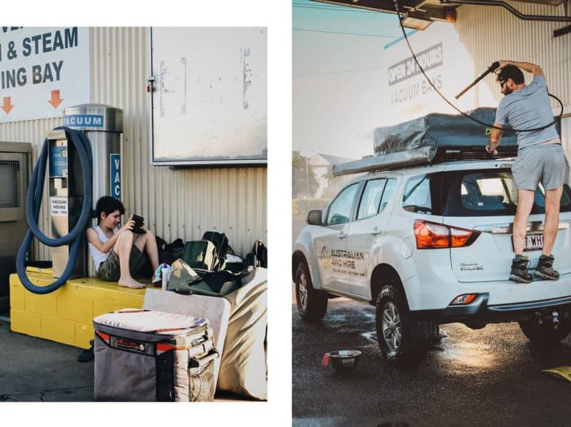 louer un 4x4 en Australie road trip