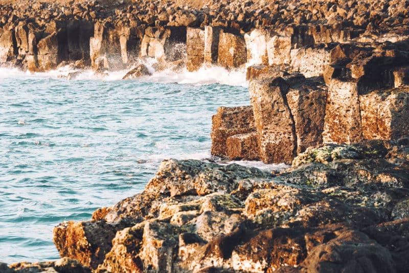 Où voir des orgues volcaniques sur île Réunion