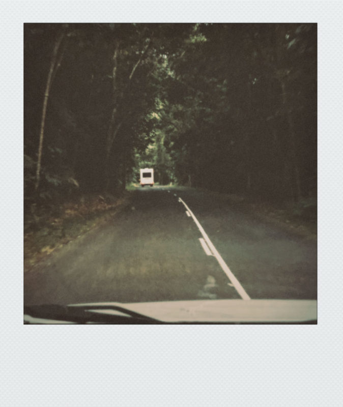 polaroid top conseils road trip