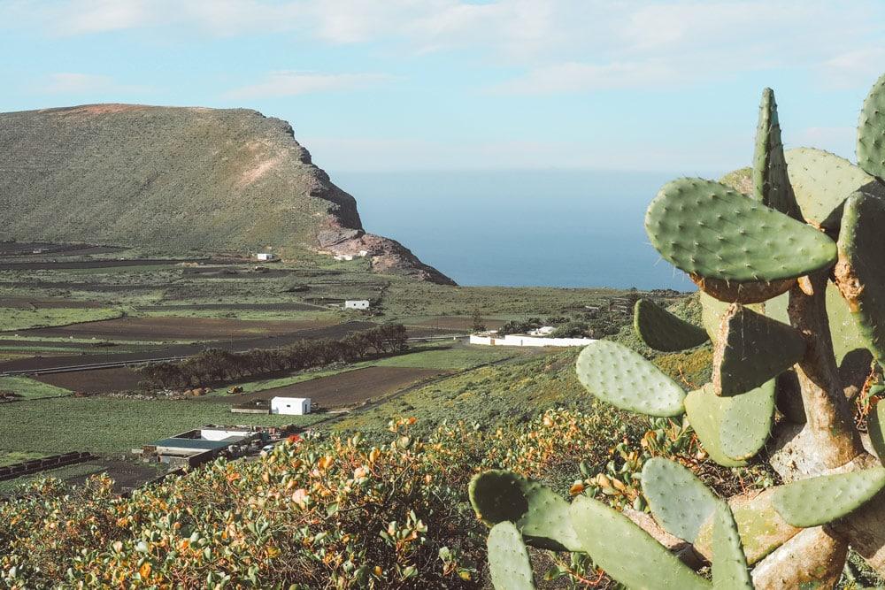 aller au nord de Lanzarote visiter Graciosa