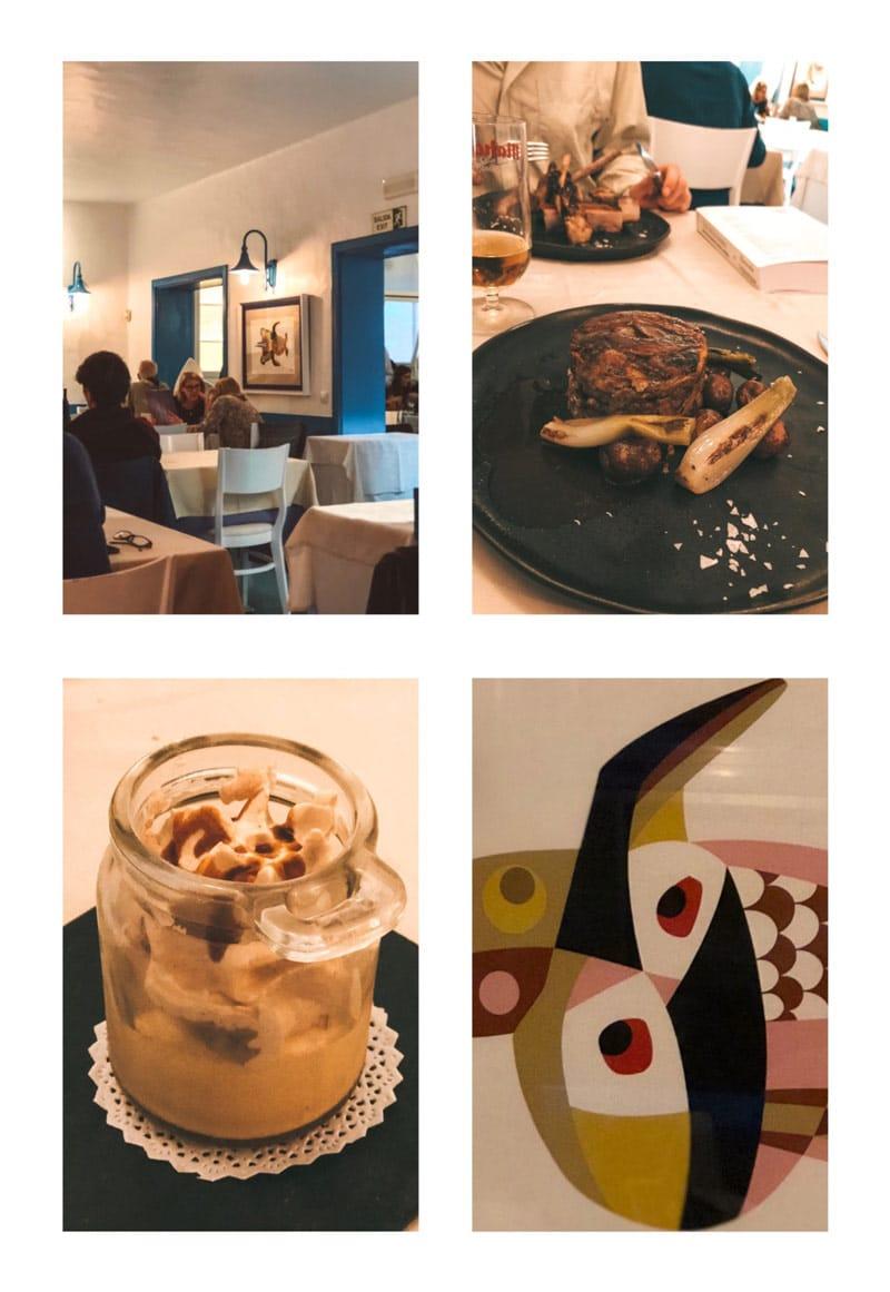 meilleur restaurant Lanzarote village de pecheurs Famara