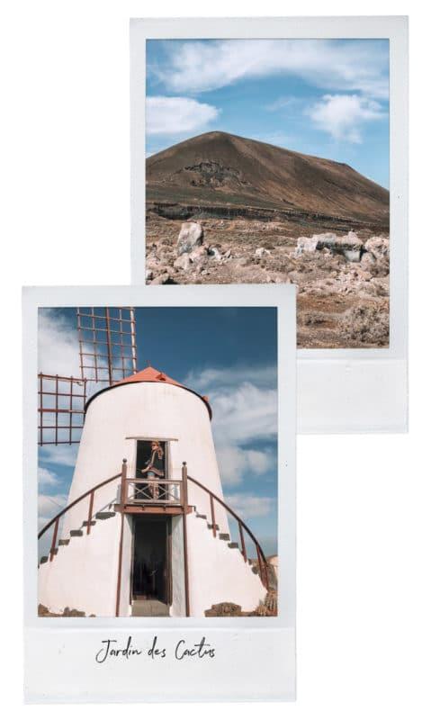 où se trouve jardin des cactus Lanzarote