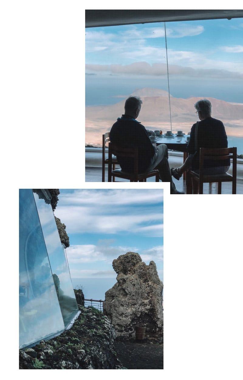que faire à Lanzarote Mirador del Rio Graciosa