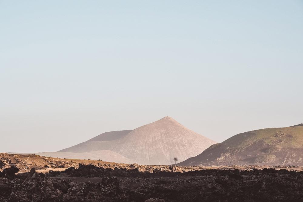 route des volcans Lanzarote Timanfaya