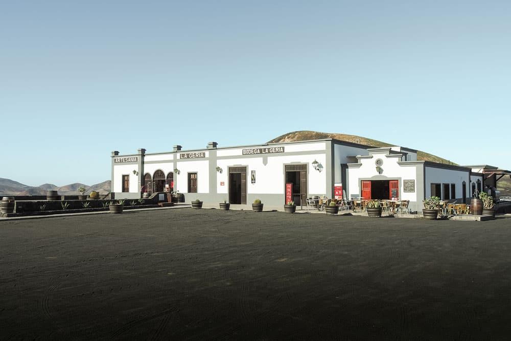 route du vin visiter bodega Lanzarote