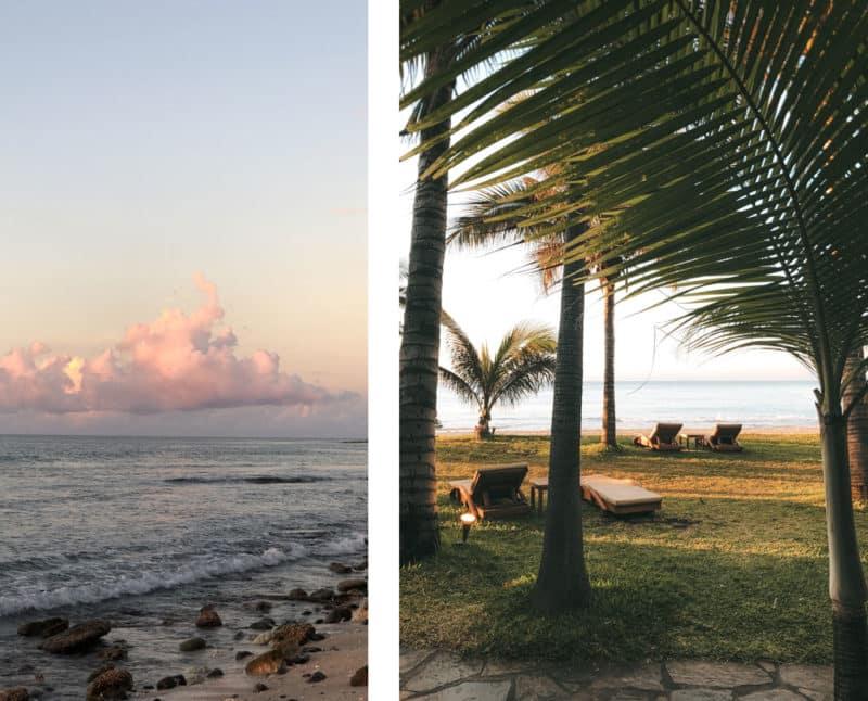 baignade autorisée plage de la Réunion
