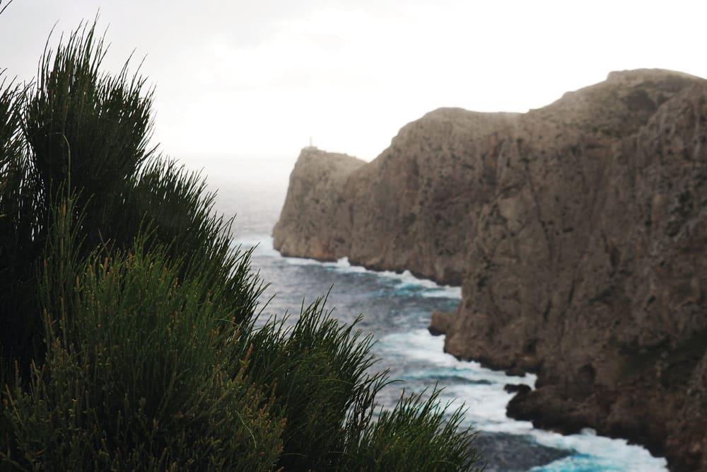 Cap de Formentor sentiers de randonnée Majorque