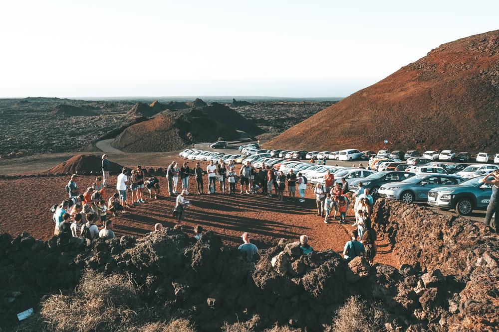 comment éviter tourisme de masse à Lanzarote ?