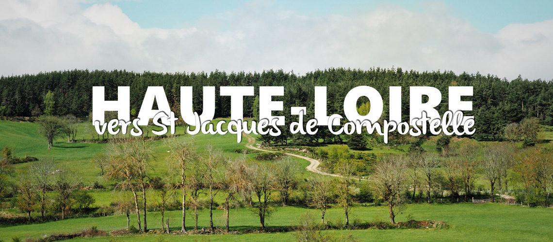 Le chemin de Saint-Jacques de Compostelle en Gévaudan GR65