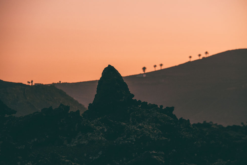 les meilleures heures Lanzarote sans touriste