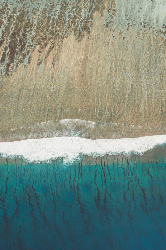 liste des plages où se baigner à La Réunion
