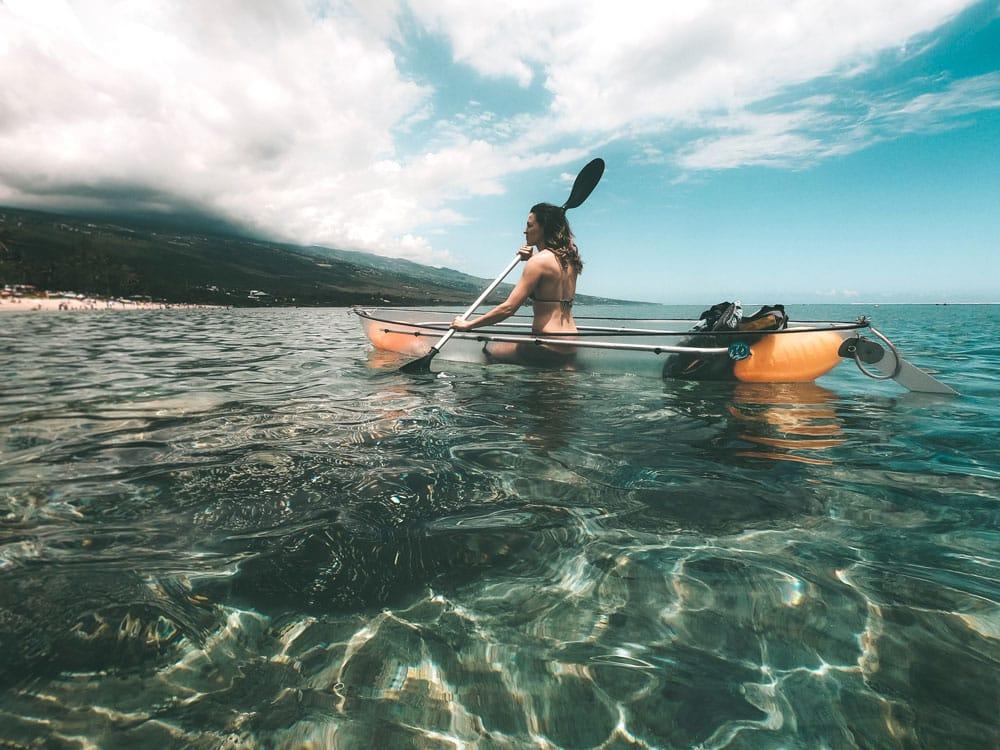 où faire du canoe paddle à La Réunion ?