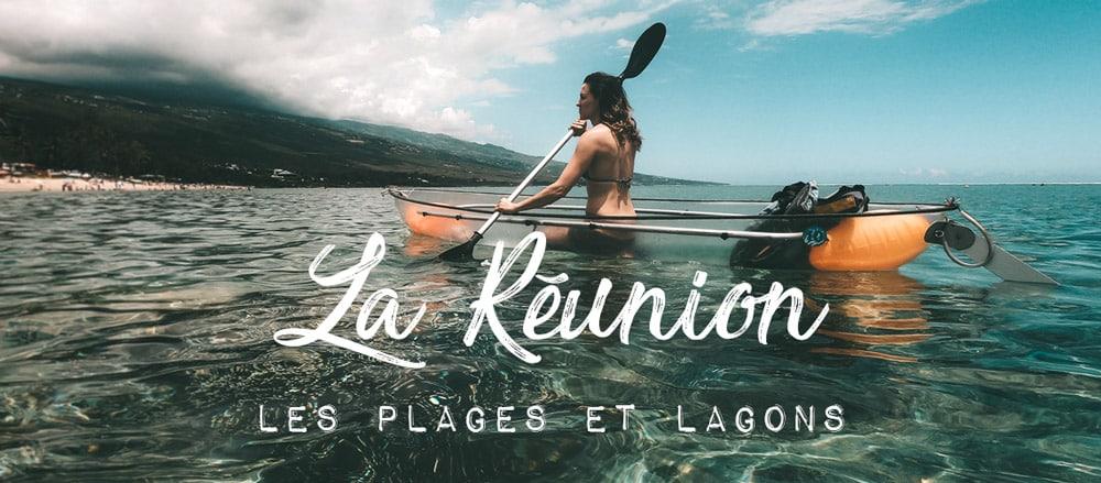 Où se baigner à la Réunion plages lagons