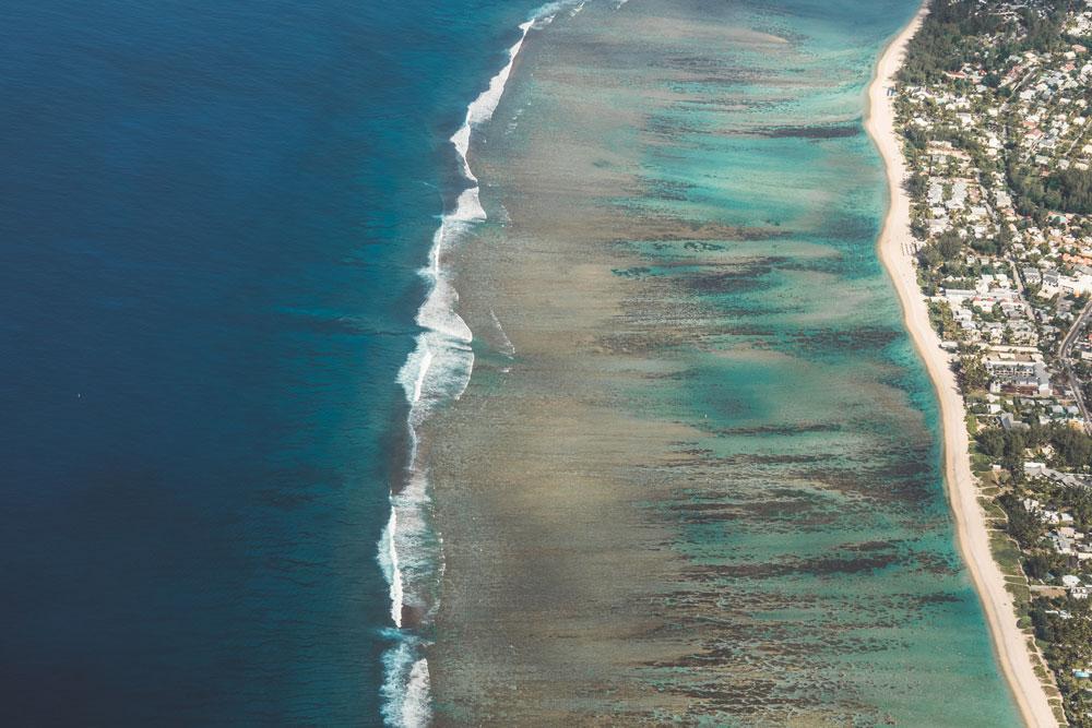où se baigner à la Réunion sans risque belles plages