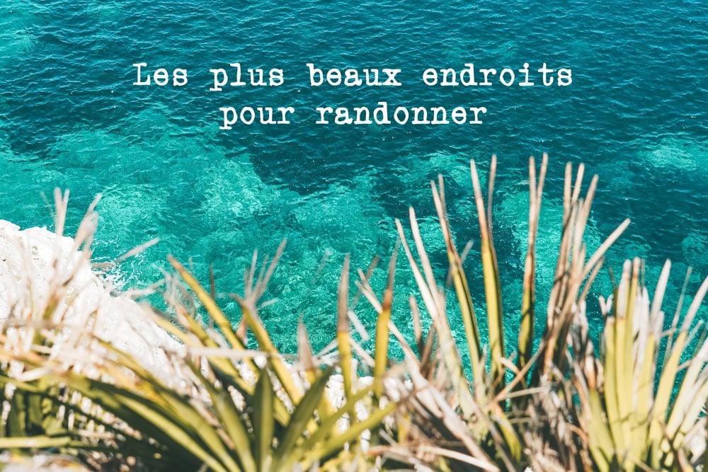 plus beaux endroits pour randonner Majorque