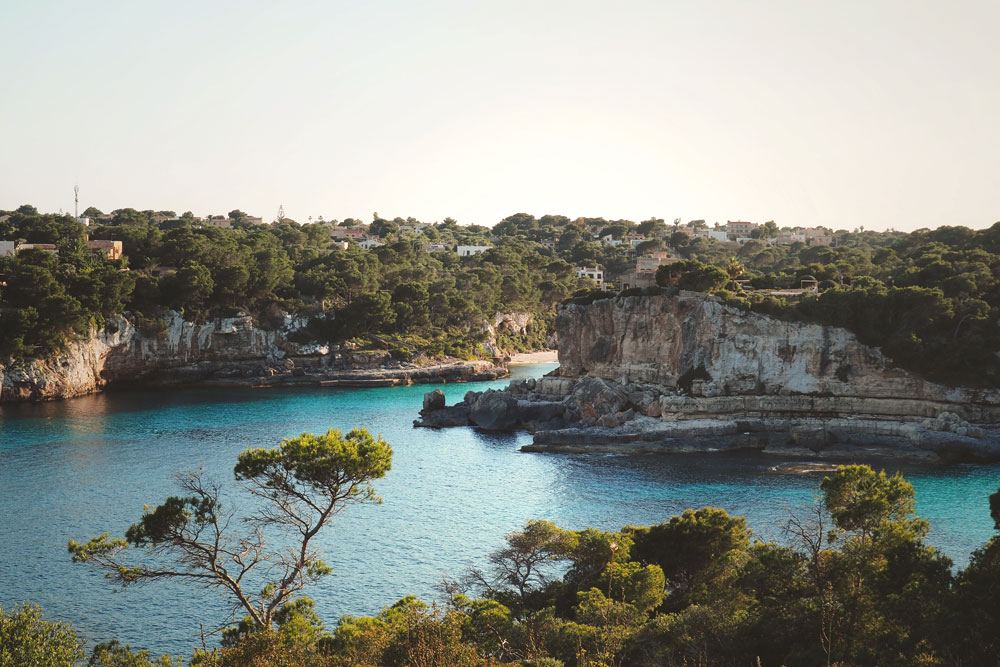 plus belle crique de Majorque Cala Llombars