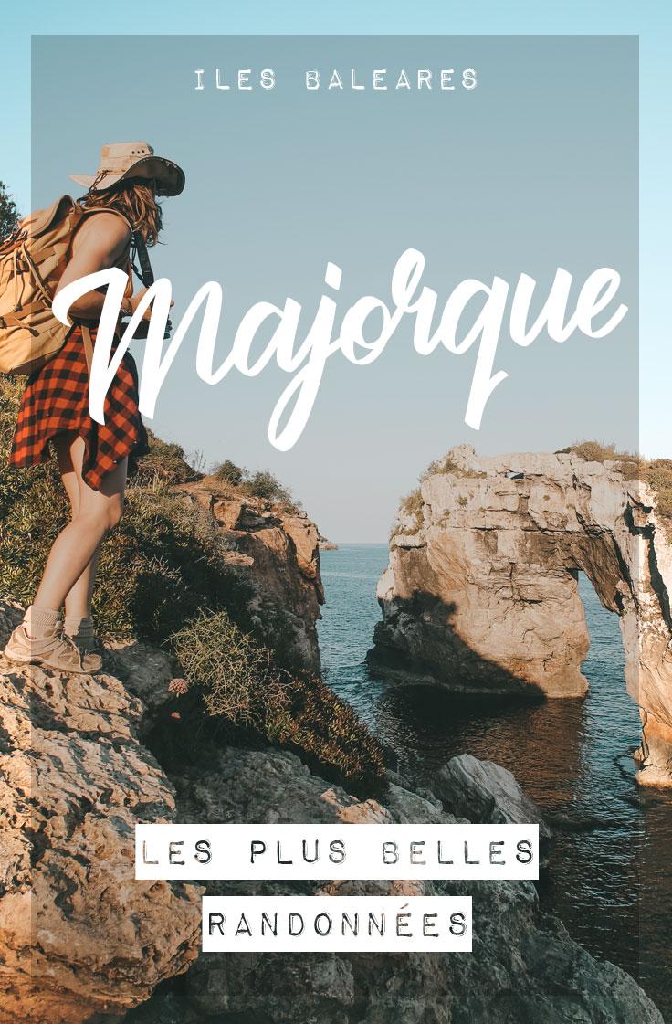 plus belles randonnées à Majorque printemps