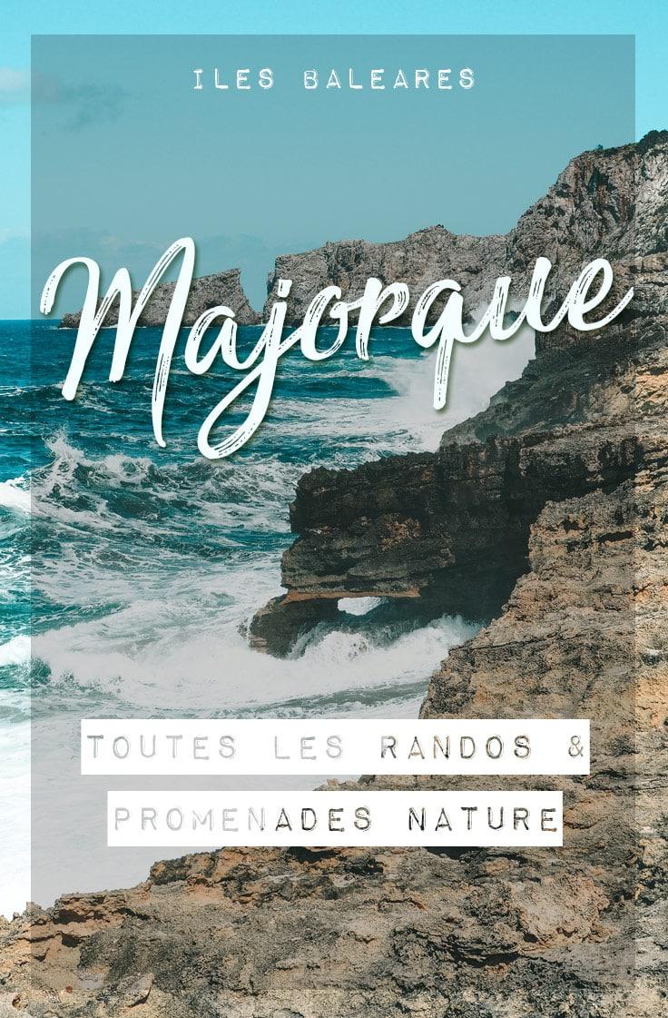 quelle randonnée à Majorque en bord de mer