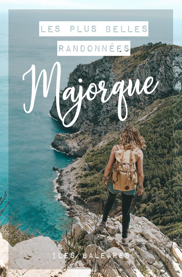 randonnée plage Majorque blog