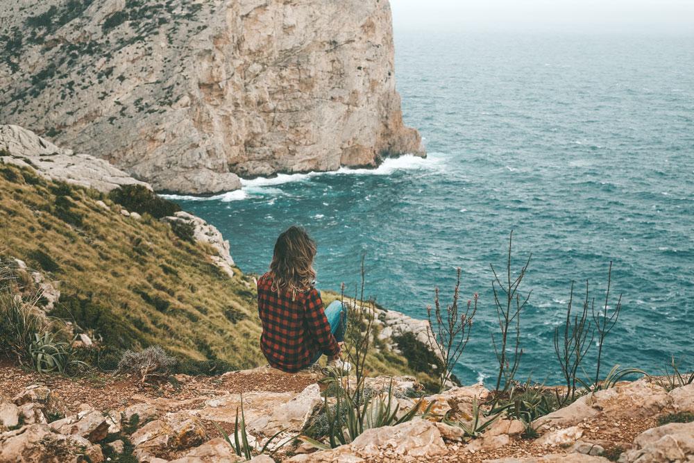 randonner au Cap de Formentor Majorque