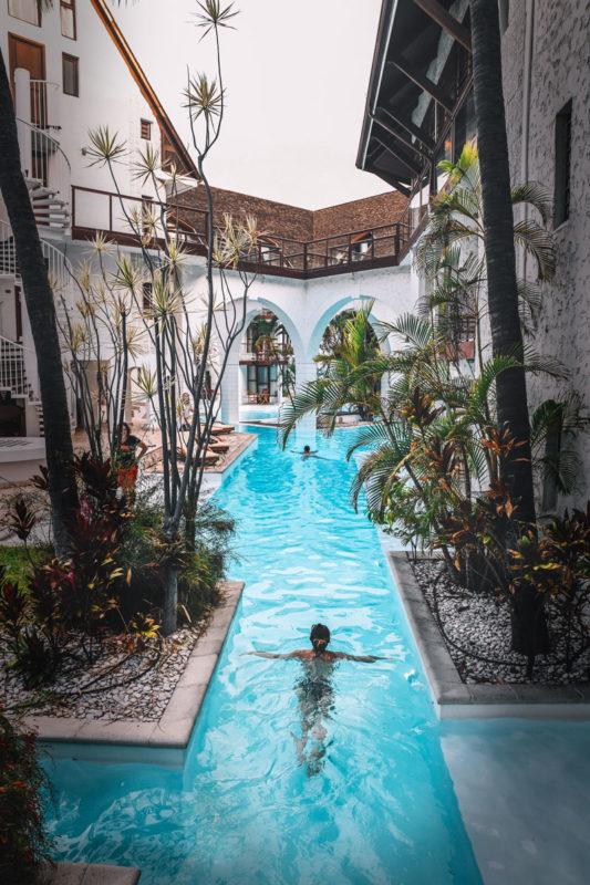 St Alexis piscine Boucan Canot La Réunion