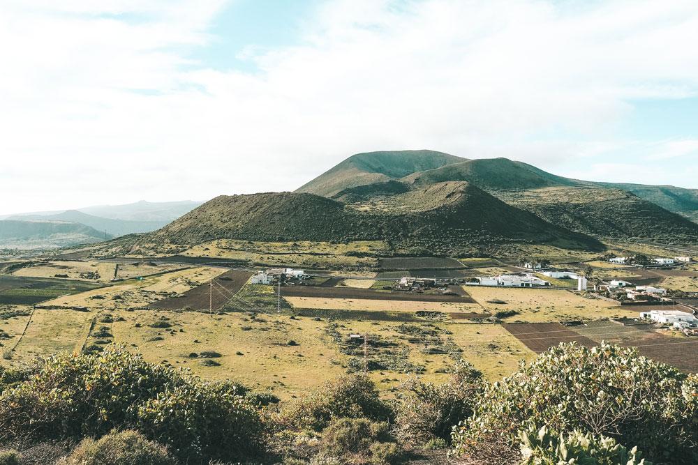 visiter Nord de Lanzarote sauvage