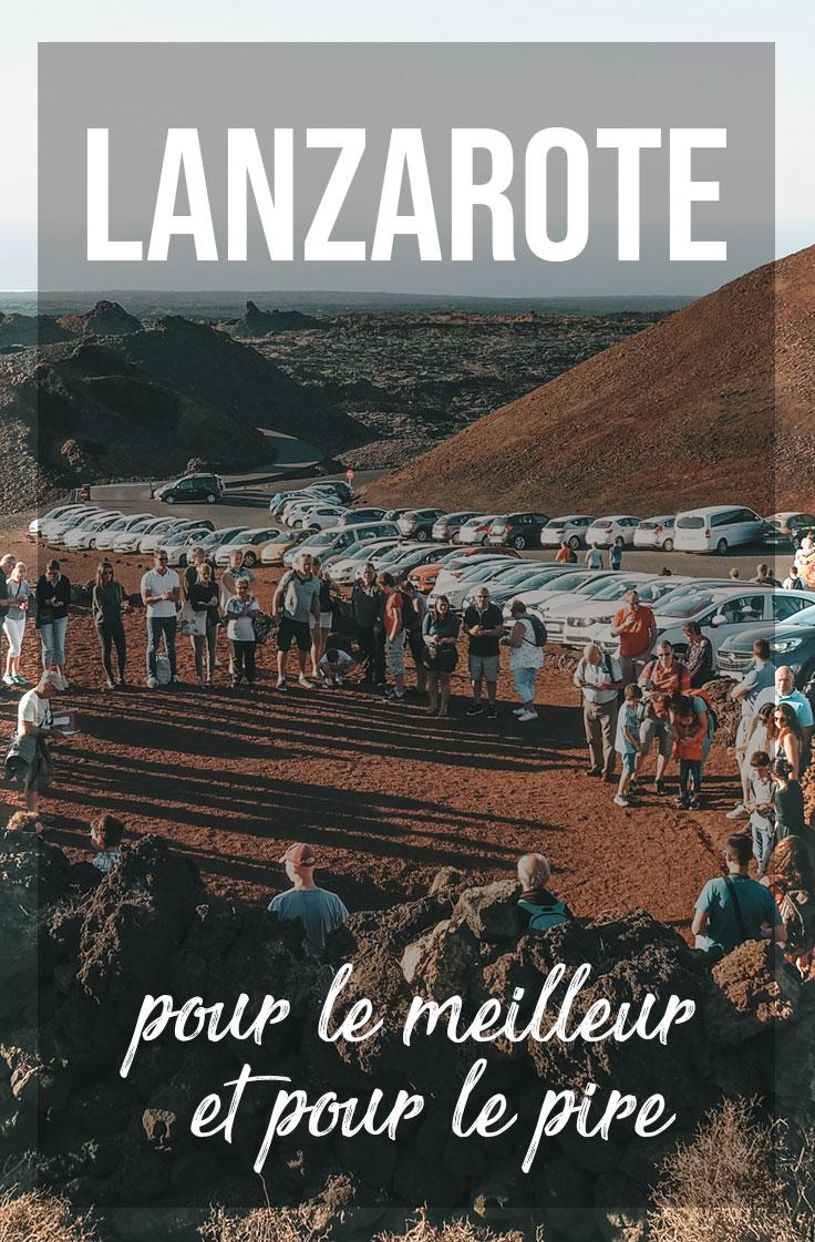 visites à éviter Lanzarote îles Canaries