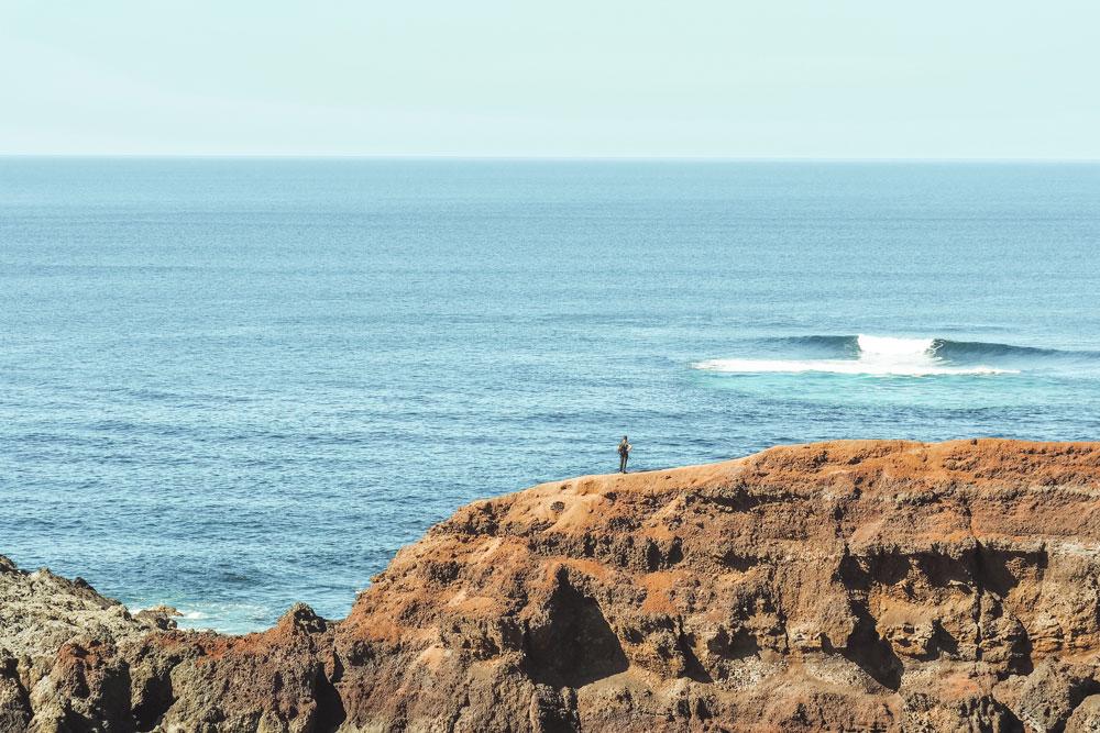 voyage Lanzarote nature sans touriste