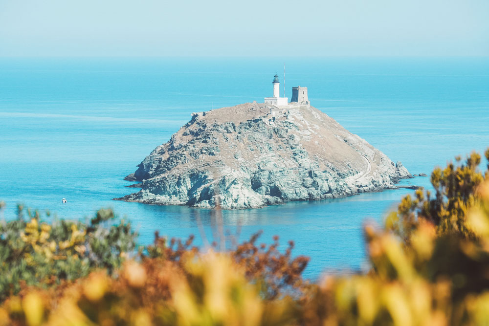 baignade Cap Corse plus belle plage