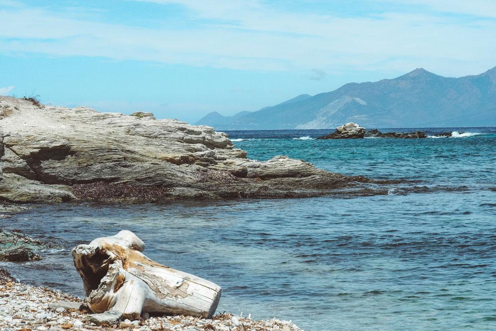 belles plages désert des Agriates St Florent