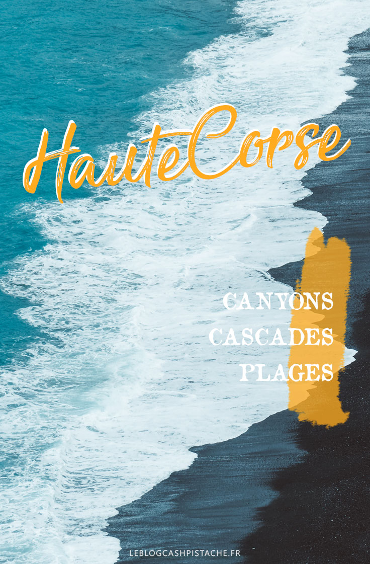 cascades plages Haute Corse secret