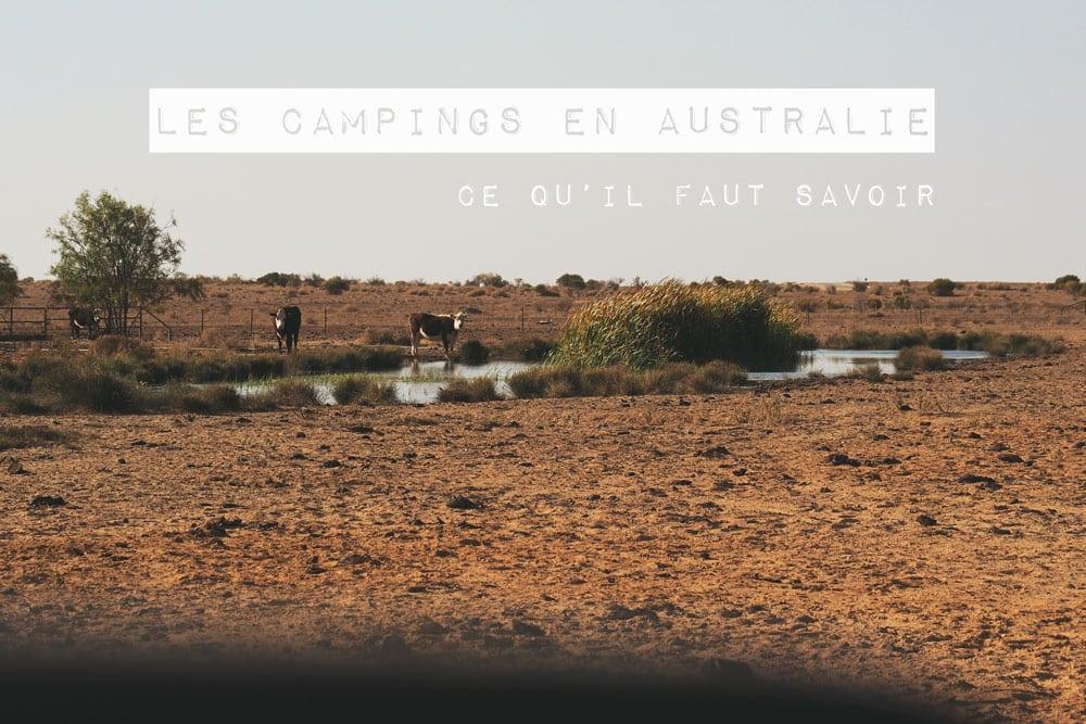 conseils campings en Australie
