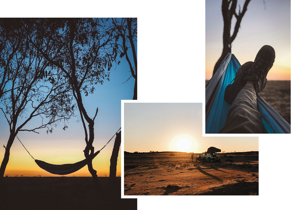 dormir camping gratuit en Australie