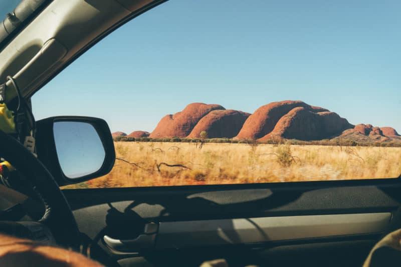 où dormir en road trip 4x4 en Australie dans les parcs nationaux