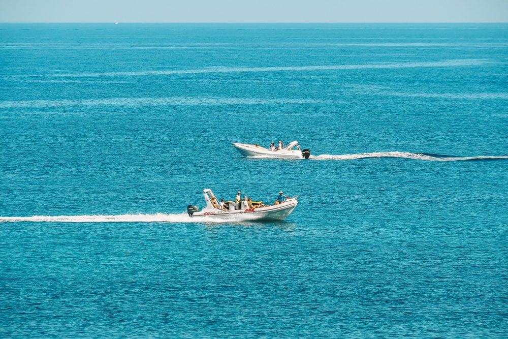 Où se baigner en Haute Corse plus beaux fonds marins