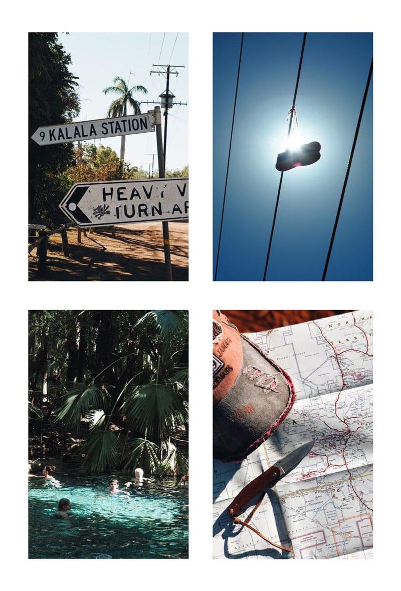 trouver camping Australie en 4x4