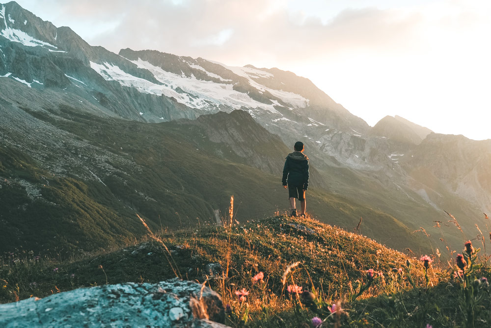 belle randonnée des glaciers de la Vanoise