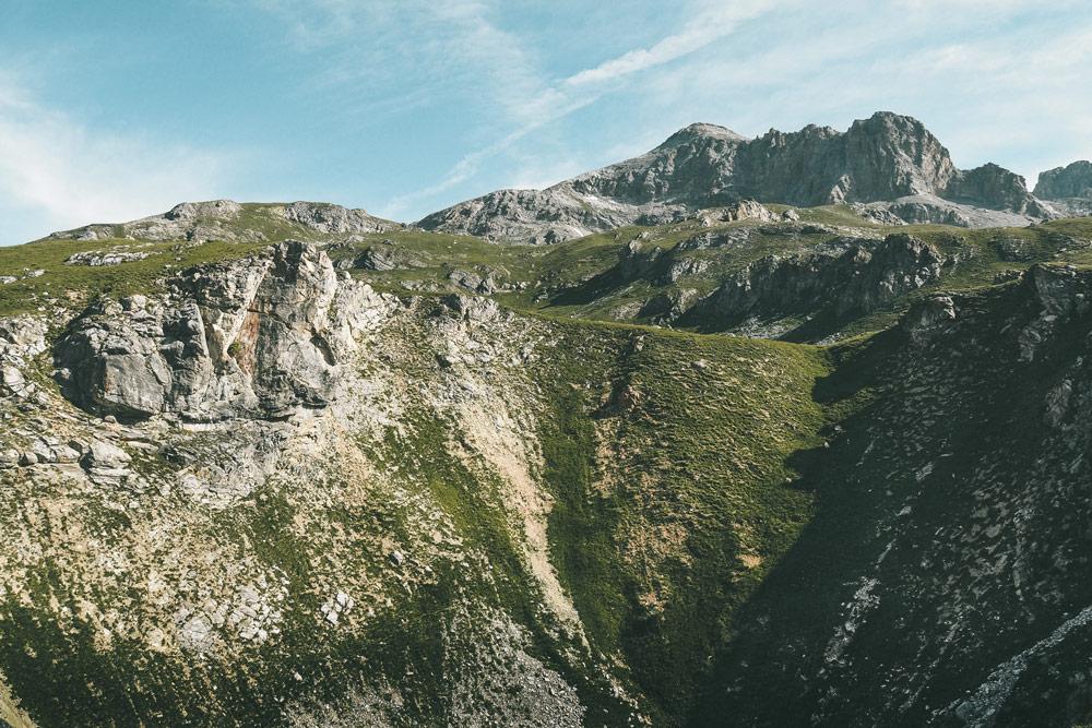 doline Alpes françaises gouffre en Savoie
