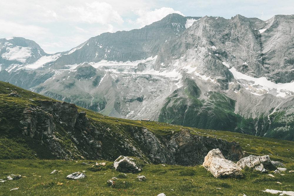 doline trou Echines randonnée Vanoise