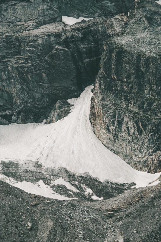 glaciers de la Vanoise Grande Casse Epena