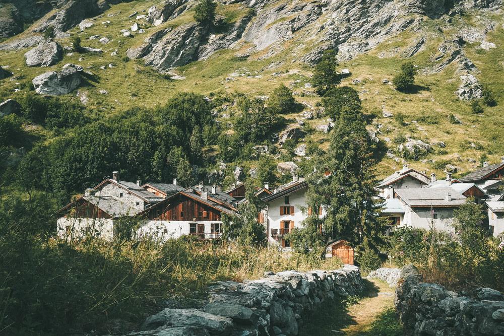 hameau Friburge Champagny-en-Vanoise
